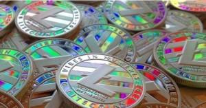 莱特币LTC硬币实物被LTC工程师制造出来,1枚=1LTC