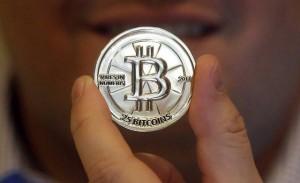 比特币硬币