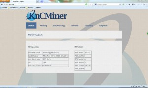 kncminer-status