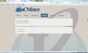 kncminer-services