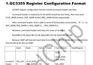gridchip芯片gc3355注册配置说明