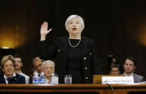 美联储老太太耶伦延续伯南克政策:继续缩减QE,减少印钞